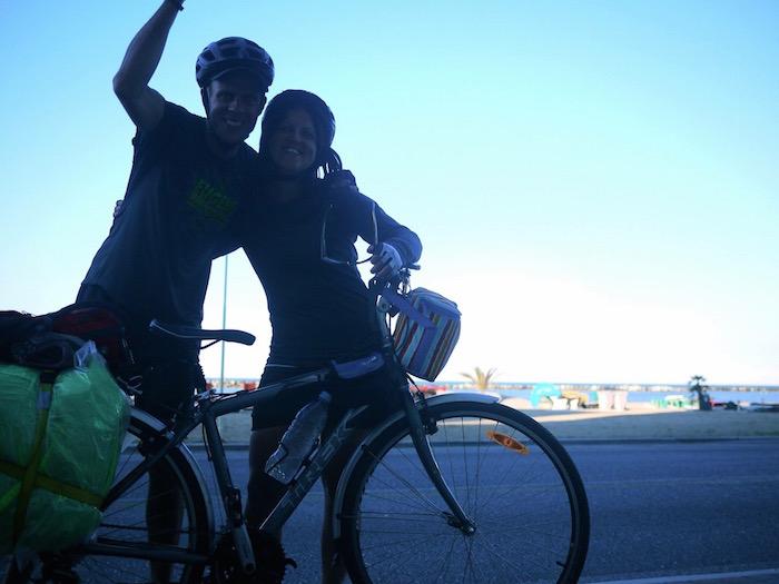 cycling italy 1000km photo