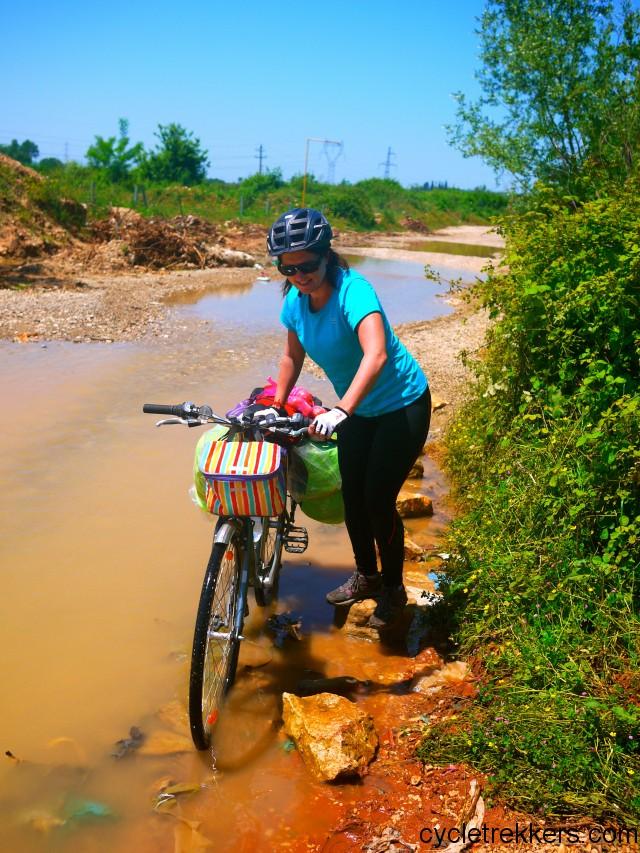 Cycling Albania