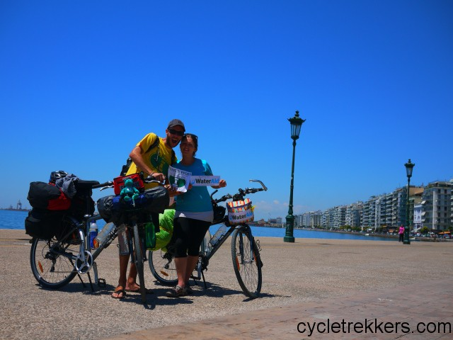 cycling greece