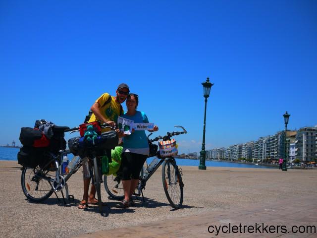 cycling greece