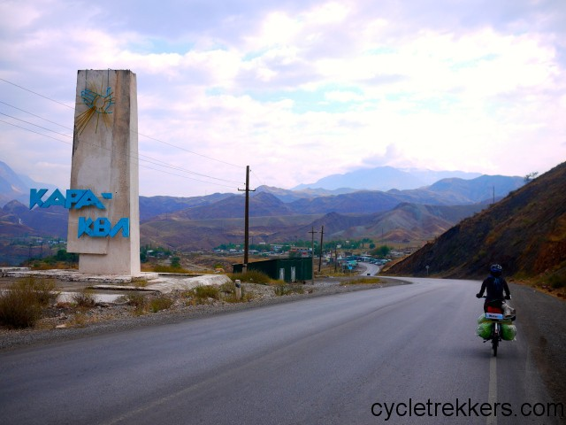 Cycling Kyrgyzstan, travel insurance for cycle touring
