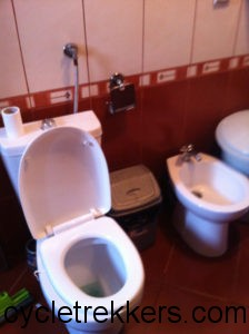 France To China By Toilet World Toilet Day Cycle Trekkers