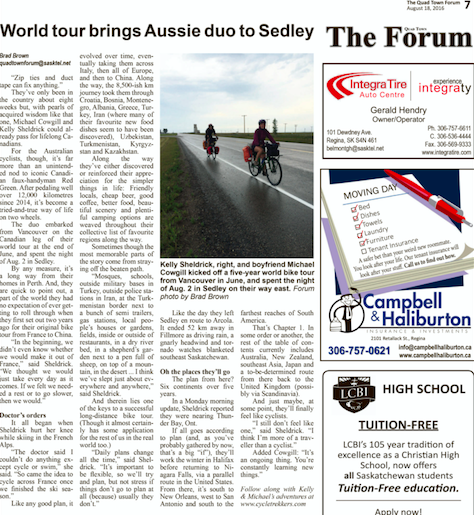 The Forum media