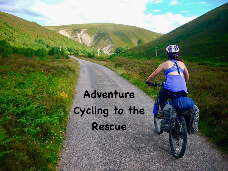 Adventure Cycling in Scotland