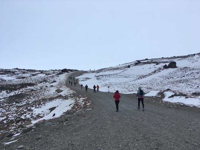 polar marathon race