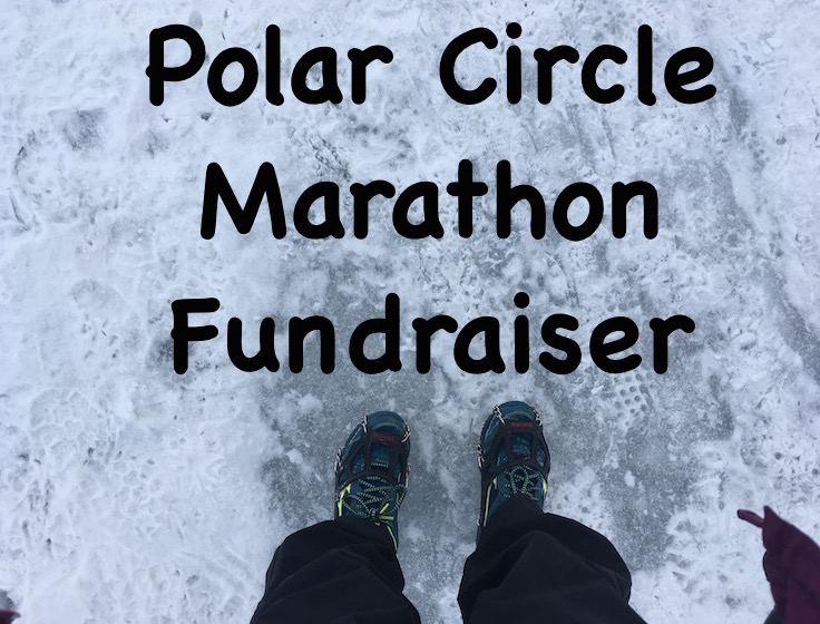 Polar Circle Marathon Fundraiser