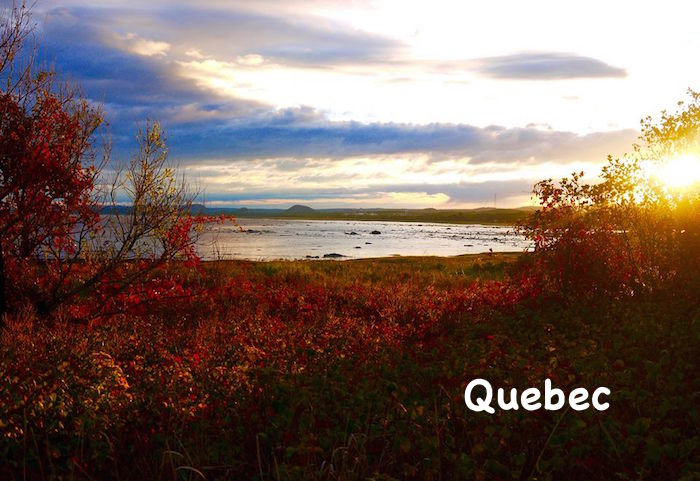 QUEBEC BY BICYCLE