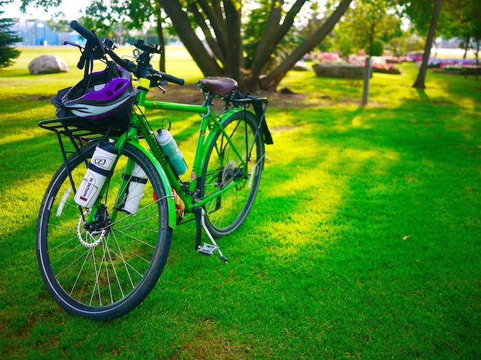 Top Gadgets a Cyclist needs, brodie green bicycle circuit