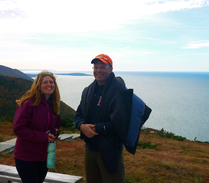 couchsurfing cape breton, Cycling the Maritimes