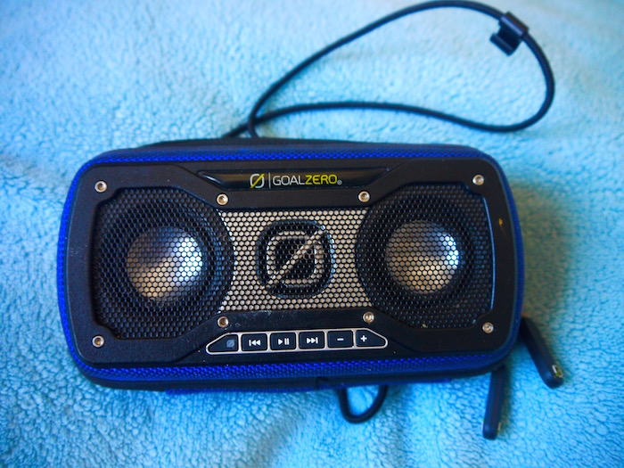 Goal Zero Rock Out 2 speakers gear review
