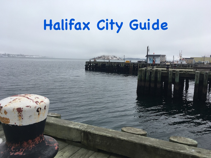 halifax city guide for cycle tourists