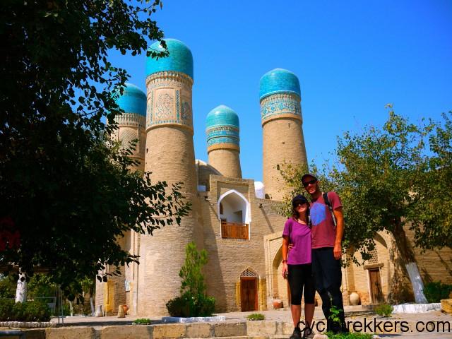 cycling uzbekistan