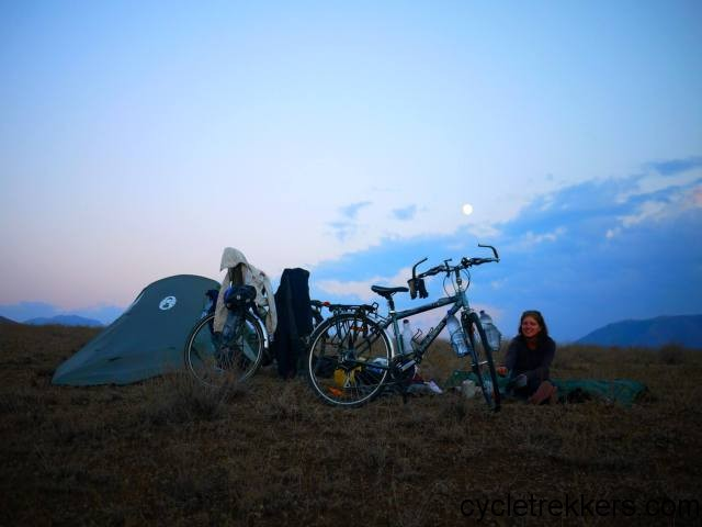 Cycling Kazakhstan, Accommodation Options for Cycle Tourists