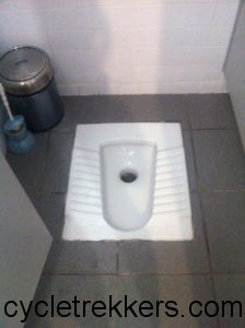france to china by toilet