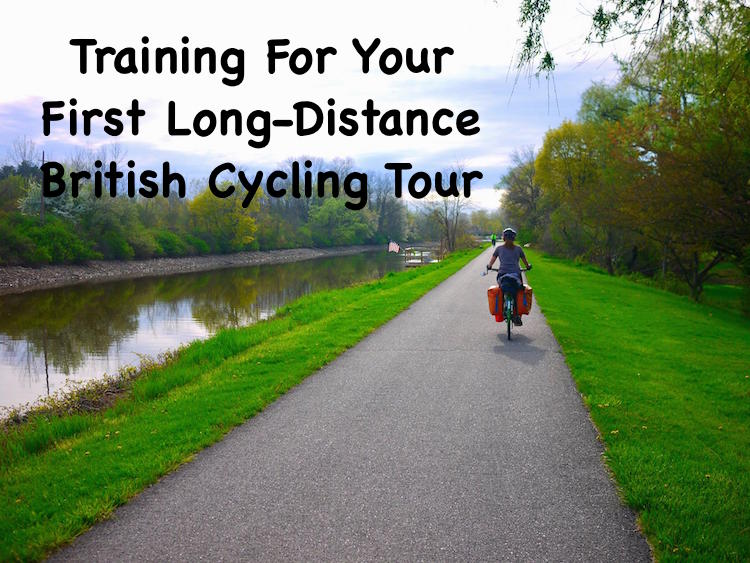 Training For Your First Long-Distance British Cycling Tour