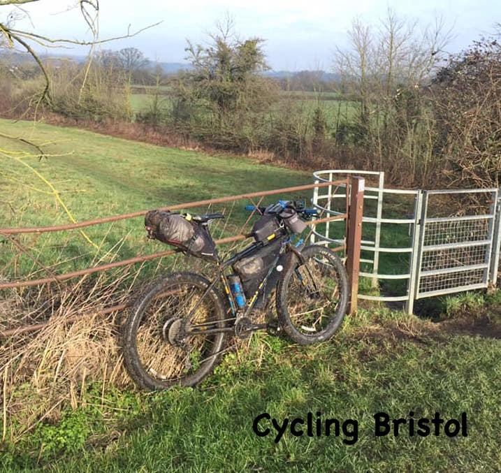 cycling Bristol