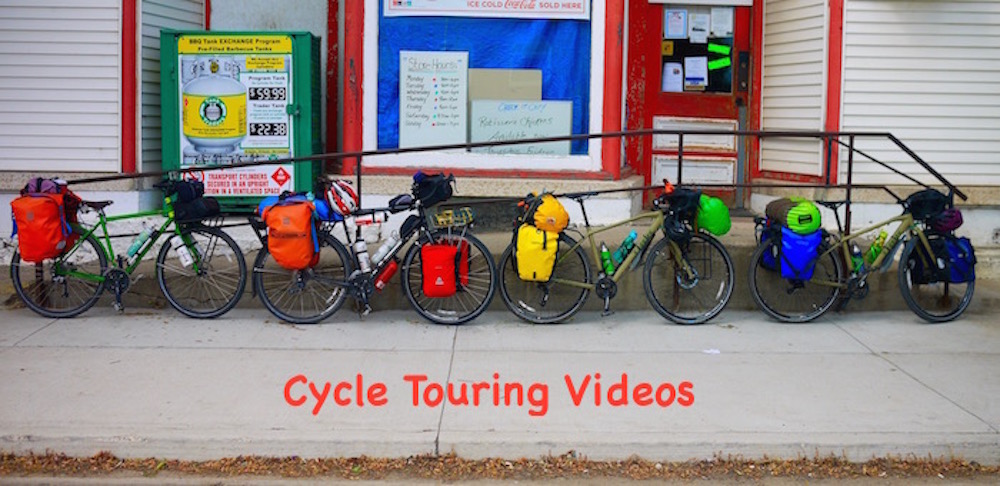 Cycle Touring Videos