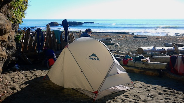 Msr Hubba Hubba Nx 2 Person Tent Gear Review Cycle Trekkers