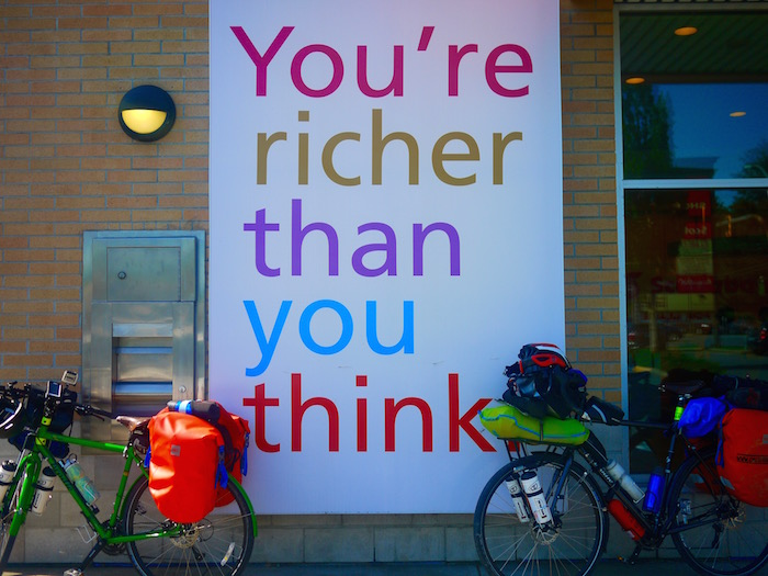 10 secrets to cycle touring, british columbia cycling, ecodiscoveries, Eco Discoveries